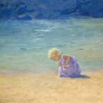 Finding Seashells (sold)