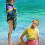 The Beach Towel (sold)