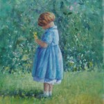 The Blue Dress (sold)