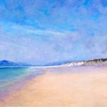 Berneray Beach, towards Harris 2